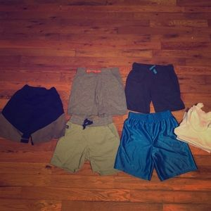 Bundle Deal!!Shorts and Tanks all for $14